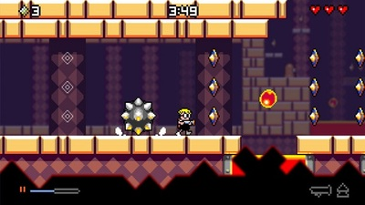 Mutant Mudds Screenshot - 1149477