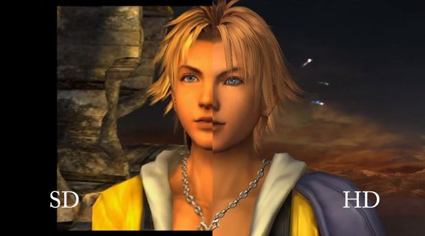 Final Fantasy X & X-2 Remaster Screenshot - 1149537
