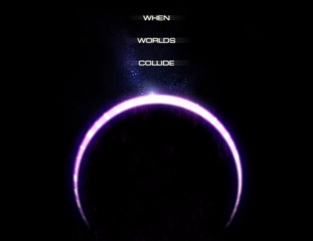 PlayStation teaser When Worlds Collide