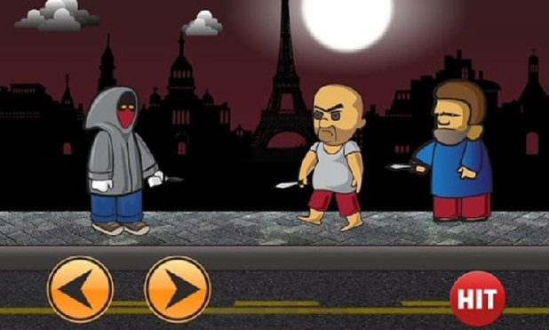 Gaming Culture Screenshot - Angry Trayvon