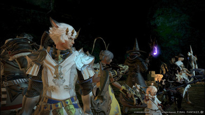 Final Fantasy XIV: A Realm Reborn Screenshot - FF14
