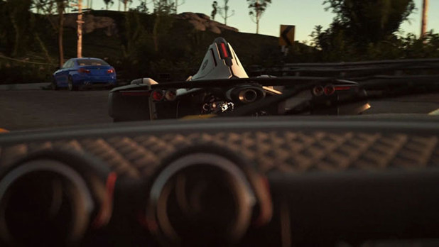 Driveclub Screenshot - Driveclub interior