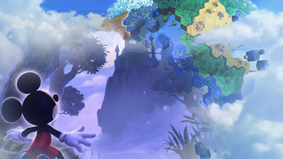 Sonic: Lost World Screenshot - Sonic Lost World & Castle of Illusion