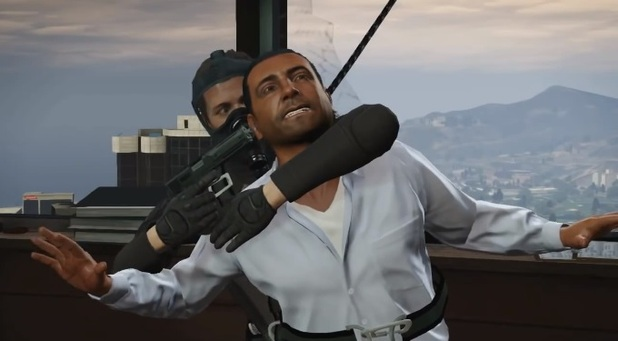 Grand Theft Auto V Screenshot - 1149656