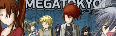 Megatokyo: Visual Novel Game Screenshot - 1149700