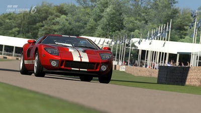Gran Turismo 6 Screenshot - Gran Turismo 6 Goodwood Hill Climb