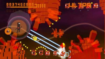 BIT.TRIP FATE Screenshot - Bit.Trip Fate