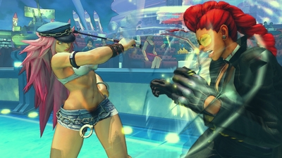 Ultra Street Fighter IV Screenshot - 1149789