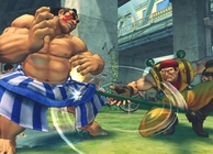 Rolento Street Fighter