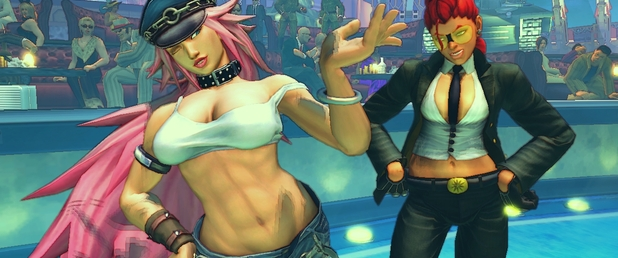 Ultra Street Fighter IV - Feature