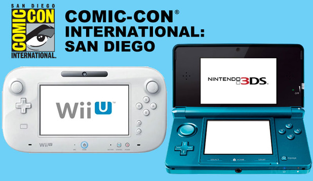 Nintendo at SDCC 2013