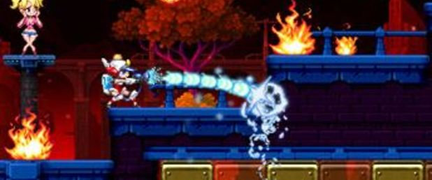 Mighty Switch Force 2 - Feature