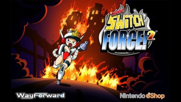 Mighty Switch Force Screenshot - mighty switch force 2