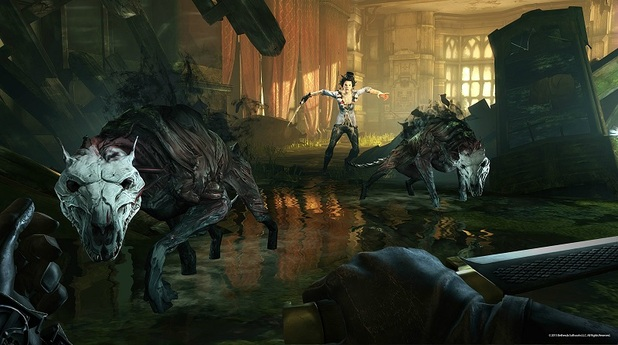 Dishonored Screenshot - Dishonored: The Brigmore Witches