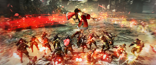 Dynasty Warriors 8 - Feature