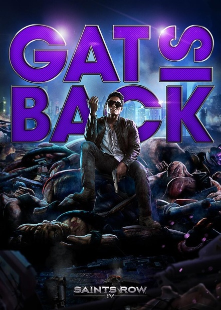 Saints Row 4 - Gat is Back