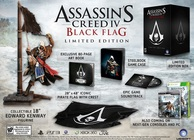Assassins Creed 4 Black Flag Limtied Edition