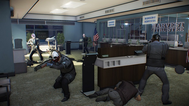 Payday 2 - 1