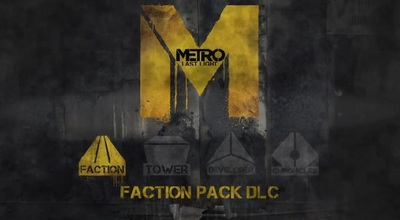 Metro: Last Light Screenshot - Metro: Last Light Faction Pack