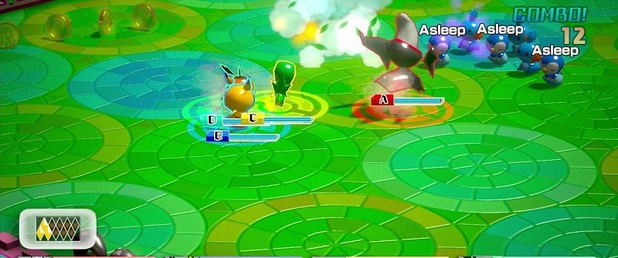 Pokemon Rumble - Feature
