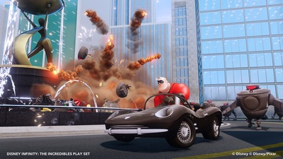 Disney Infinity Screenshot - Disney Infinity The Incredibles Play Set