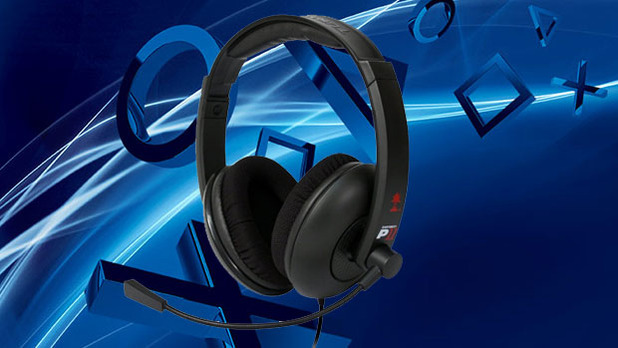 PlayStation 4 (console) Screenshot - PS3 headset