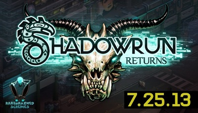 Screenshot - Shadowrun Returns logo