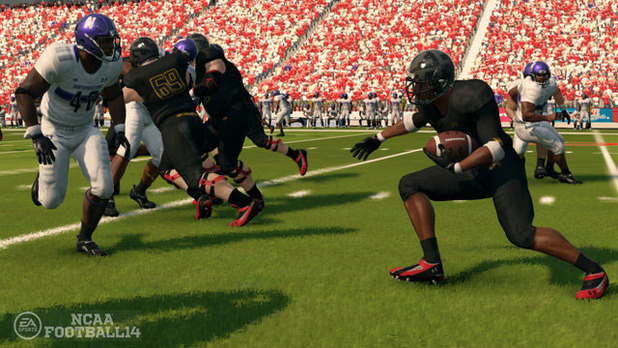 NCAA Football 14 Screenshot - NCAA Football 14