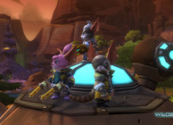 WildStar Chua Hang Out