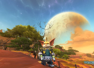 WildStar Chua Background
