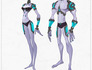 WildStar Mordesh concept art