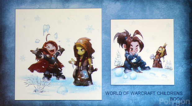 World of Warcraft Screenshot - Snowfight