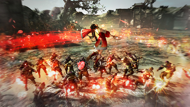 Dynasty Warriors 8 Screenshot - 1150182