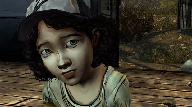 The Walking Dead Screenshot - Clementine