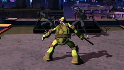 Teenage Mutant Ninja Turtles Screenshot - Teenage Mutant Ninja Turtles