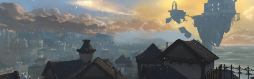 Neverwinter Skyline