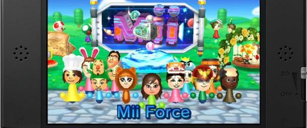 Nintendo 3DS Streetpass Titles - Feature