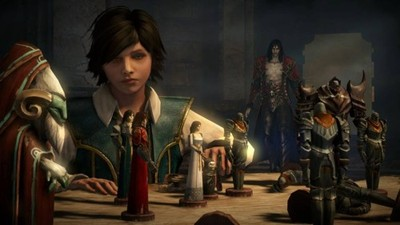 Castlevania: Lords of Shadow 2 Screenshot - Castlevania: Lords of Shadow 2