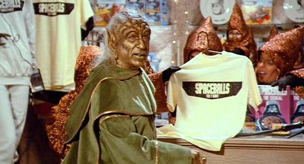 Spaceballs merchandising