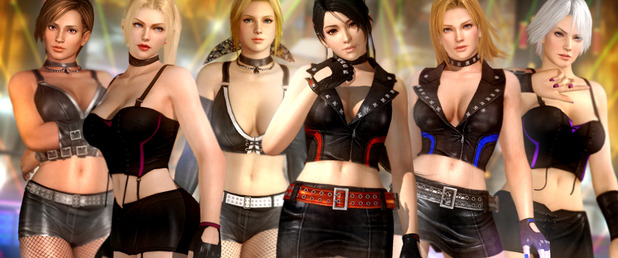 Dead or Alive 5 Ultimate - Feature