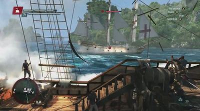 Assassin's Creed 4: Black Flag Screenshot - 1150290