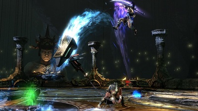 God of War: Ascension Screenshot - God of War Ascension co-op weapons