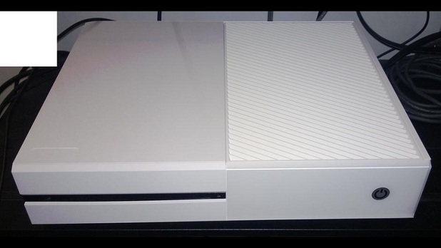 Xbox One white dev kit