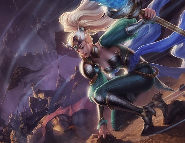 League of Legends Screenshot - Janna League of Legends