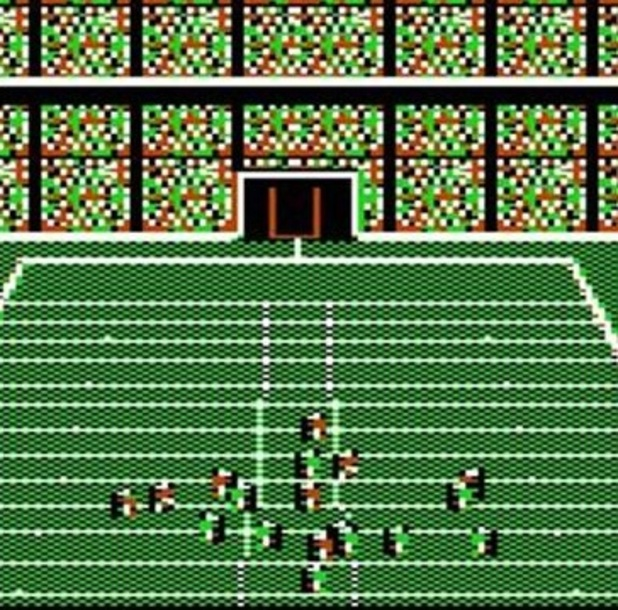 Gaming Culture Screenshot - Madden on Commodore
