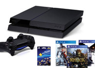 PS4 launch bundles