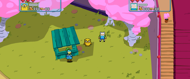 Adventure Time: Explore the Dungeon Because I Don't Know! - Feature