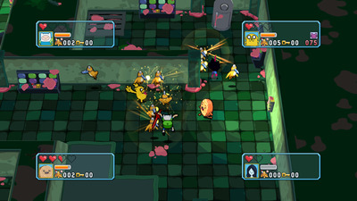 Adventure Time: Explore the Dungeon Because I Don't Know! Screenshot - Harmingbirds Dungeon