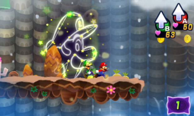 Mario & Luigi: Dream Team Screenshot - Mario & Luigi: Dream Team