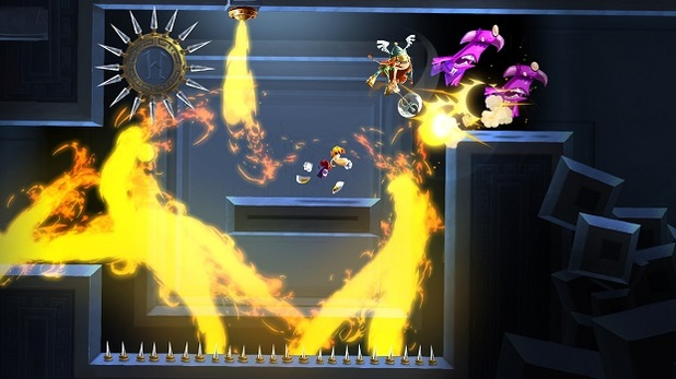 Rayman Legends Screenshot - Rayman Legends PC - Maze